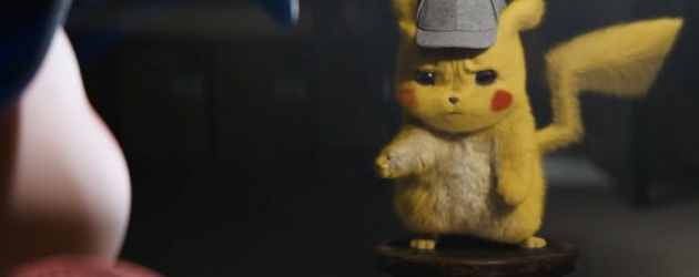 Dallas & Houston, TX – print passes to see POKÉMON: DETECTIVE PIKACHU for FREE Wednesday 7pm