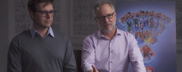 RALPH BREAKS THE INTERNET interview with co-directors Phil Johnston and Rich Moore