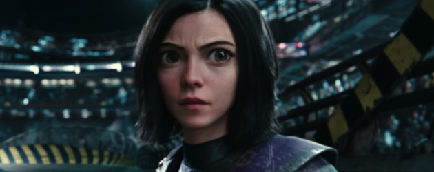 "ALITA: BATTLE ANGEL ""Motorball"" clip – James Cameron & Robert Rodriguez bring Manga to life"