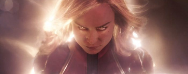 "CAPTAIN MARVEL Super Bowl spot – Brie Larson wants to go ""Higher, further, faster"""