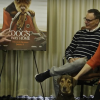 A DOG'S WAY HOME interview with writers W. Bruce Cameron & Cathryn Michon (and Shelby the dog!)