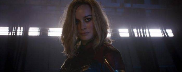 "CAPTAIN MARVEL review by Mark Walters – Brie Larson really does go ""Higher, further, faster"""