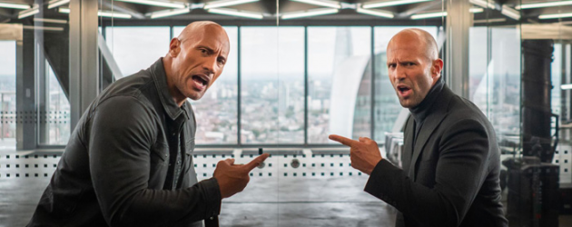 FAST & FURIOUS PRESENTS: HOBBS & SHAW review by Ronnie Malik – The Rock & Statham fight Idris