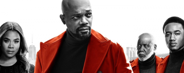 SHAFT red band trailer – Samuel L. Jackson is back as part of 3 generations of bad muthas