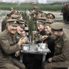 THEY SHALL NOT GROW OLD review by Mark Walters – Peter Jackson revitalizes WWI footage
