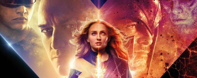 DARK PHOENIX new trailer & poster – the final Fox pre-Disney buyout X-MEN film is almost here