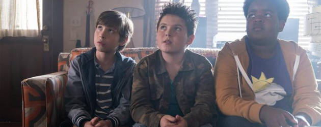 GOOD BOYS new trailer – Jacob Tremblay and buddies get into hilarious R-rated trouble