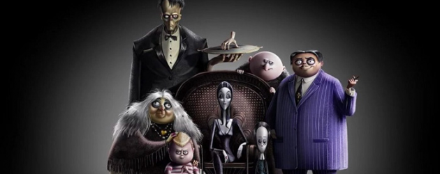 New THE ADDAMS FAMILY trailer – Oscar Isaac & Charlize Theron lead an all-star voice cast