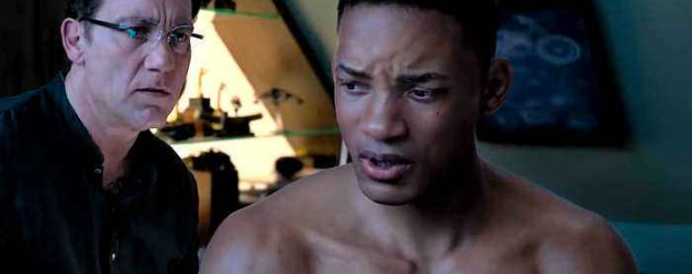 GEMINI MAN review by Mark Walters – Will Smith plays a dual role in Ang Lee's new thriller