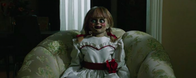 Houston, TX – print passes to see ANNABELLE COMES HOME Wednesday, June 19, 7:30pm