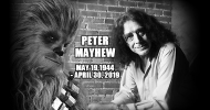 Peter Mayhew, the man behind the iconic Chewbacca in STAR WARS, has passed away at 74