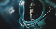 AD ASTRA review by Mark Walters – Brad Pitt solves a mystery of Tommy Lee Jones' interstellar history