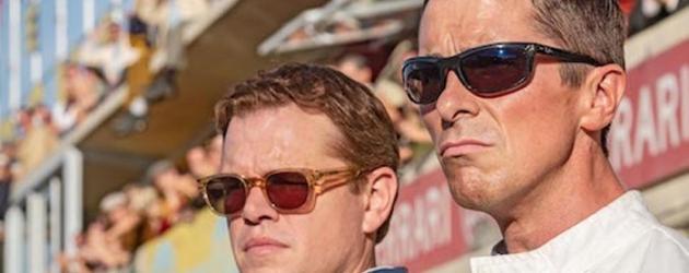 FORD v FERRARI trailer & poster – Matt Damon and Christian Bale are off to the races