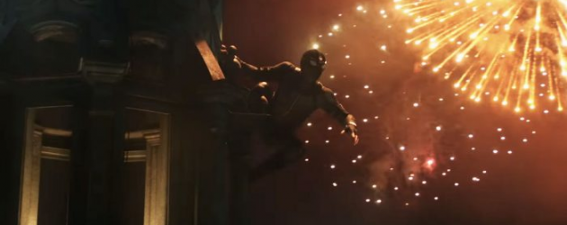 SPIDER-MAN: FAR FROM HOME behind-the-scenes featurette focuses on the hi-tech Spidey suit