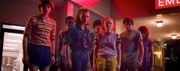 STRANGER THINGS Season 3 trailer – even at the mall, no one is safe in Hawkins