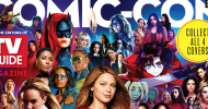 WB Television and TV Guide release four collectible covers for San Diego Comic-Con 2019