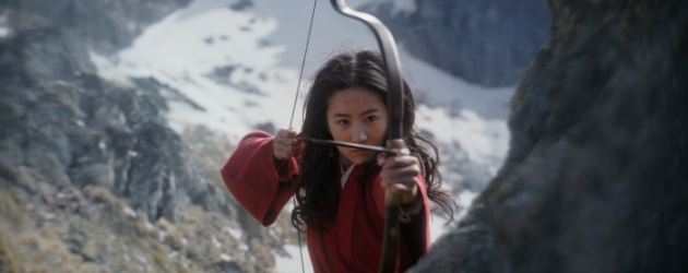 MULAN new trailer/poster – Disney brings the impressive animated film into live action