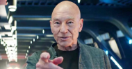 STAR TREK: PICARD trailer brings Sir Patrick Stewart back into space, with familiar faces