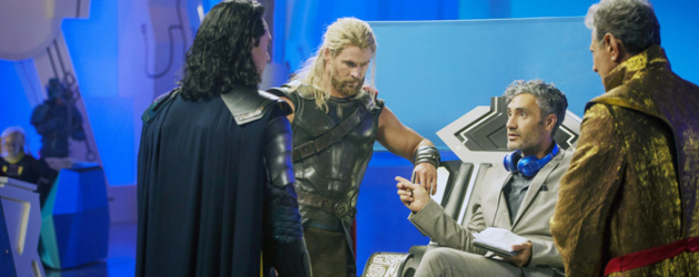 Taika Waititi to direct THOR 4, but is that before or after Thor is in GUARDIANS OF THE GALAXY 3?