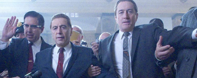 THE IRISHMAN final trailer – Martin Scorsese brings De Niro, Pacino & Pesci together for Netflix