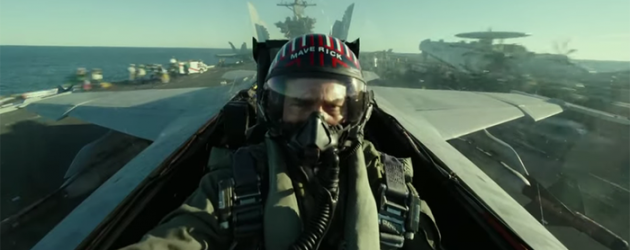 TOP GUN: MAVERICK new trailer & poster – Tom Cruise is back in action and flying high