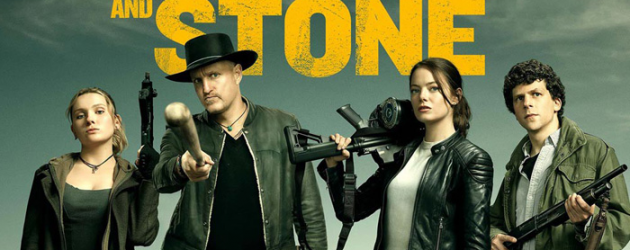 ZOMBIELAND 2: DOUBLE TAP review by Patrick Hendrickson – the zombie-fighting gang from 2009 returns
