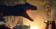 Watch a JURASSIC WORLD short film BATTLE AT BIG ROCK now, directed by Colin Trevorrow