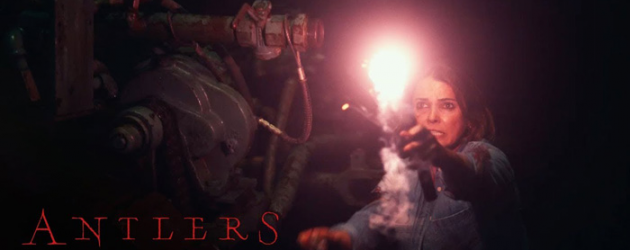 ANTLERS final trailer – Scott Cooper & Guillermo del Toro bring us a creepy new horror tale