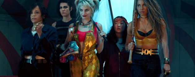 BIRDS OF PREY (AND THE FANTABULOUS EMANCIPATION OF ONE HARLEY QUINN) new trailer hits the web
