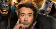 DOLITTLE trailer & poster – Robert Downey Jr. becomes the new, more serious Doctor Dolittle