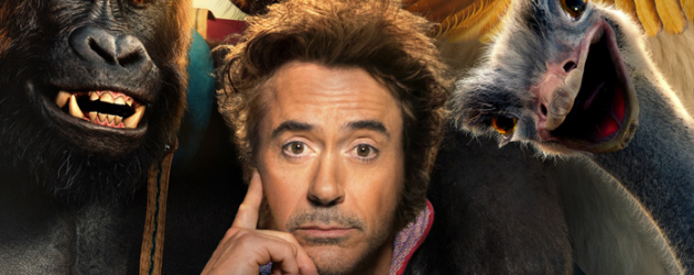 DOLITTLE review by Shyam Vedantam – Robert Downey Jr. is a new, more serious Doctor Dolittle