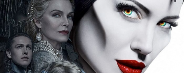 MALEFICENT: MISTRESS OF EVIL review by Mark Walters – Angelina Jolie revisits the Disney villain