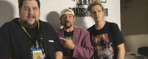Did ya miss the JAY AND SILENT BOB REBOOT Roadshow? Here's where you can still see it!
