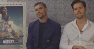 MIDWAY video interview – Ed Skrein & Luke Kleintank talk about starring in the WWII epic