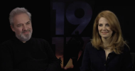 1917 interview with writer/director Sam Mendes and co-writer Krysty Wilson-Cairns