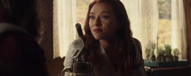 Marvel's BLACK WIDOW special look trailer & featurette – Scarlett Johansson gets her own movie