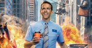 FREE GUY new trailer – Ryan Reynolds is living in a video game world, and breaking the rules