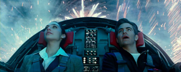 WONDER WOMAN 1984 trailer – Gal Gadot & Chris Pine are back, and somehow in the 80s!