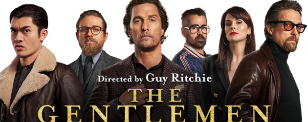 THE GENTLEMEN review by Mark Walters – Guy Ritchie delivers another energetic crime caper