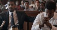 JUST MERCY review by Patrick Hendrickson – Michael B. Jordan defends Jamie Foxx in court