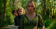 A QUIET PLACE Part II trailer – Emily Blunt and kids return, John Krasinski is back as director
