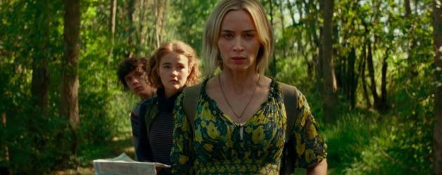 A QUIET PLACE Part II trailer – Emily Blunt and kids return, John Krasinski is back as director