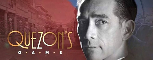QUEZON'S GAME review by Patrick Hendrickson – a dramatic account of The Philippines in WWII