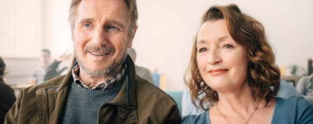 ORDINARY LOVE review by Patrick Hendrickson – Lesley Manville & Liam Neeson are a couple in crisis