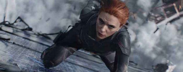 Marvel's BLACK WIDOW final trailer & poster – Scarlett Johansson gets her own superhero movie