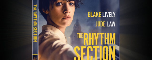 Enter to win THE RHYTHM SECTION on Blu-ray – now in stores from Paramount Home Entertainment!