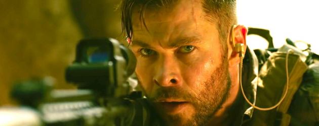 EXTRACTION review by Marc Ciafardini – Chris Hemsworth reunites with The Russos for Netflix