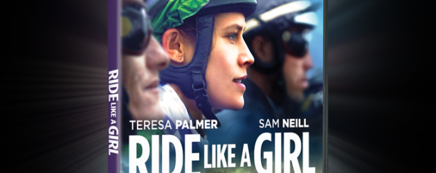 Enter to win RIDE LIKE A GIRL on DVD – now in stores from Paramount Home Entertainment!