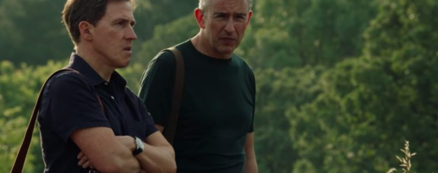 THE TRIP TO GREECE trailer – Steve Coogan & Rob Brydon take one last delicious journey together