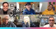 Watch Josh Gad reunite the SPLASH cast & crew for an online chat session